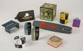 Hot Stamping Examples