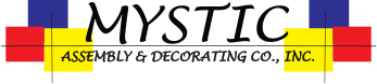 Mystic Assembly & Decorating Company Logo